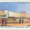 The Palace of Industries, west.