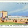 The Palace of Industries, north.