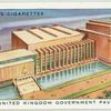 The United Kingdom Government Pavilion.