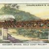 Ankobra Bridge, Gold Coast Railway.
