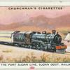 On the Port Sudan line, Sudan Govt. Railways.