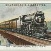 "The ""International Ltd.,"" C.N.R. [Canadian National Railways]."