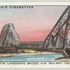 The Lansdowne Bridge, North-Western Ry., India.
