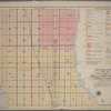 Outline and Index Map of Atlas of New York City, Borough of Manhattan, 14th St. to 59th St.