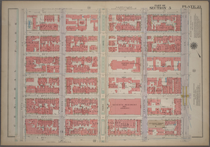 Plate 23, Part of Section 5: [Bounded by E. 71st Street, Third Avenue, E. 65th Street and (Central Park) Fifth Avenue.]