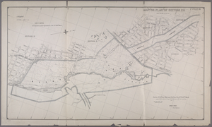 Map or Plan of Section 28. [Bounded by Southern Boulevard, E. 200th Street, Jerome Avenue, Gun Hill Road and Webster Avenue.]