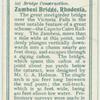Zambesi Bridge, Rhodesia.