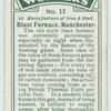 Blast furnace, Manchester.