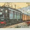 Electric locomotive, U.S.A.
