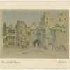 The castle ruins, Ludlow.
