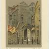 The Penniless Gate, Wells, Somt. [Somerset].