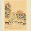 A picturesque corner, Ludlow.
