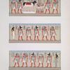XVIIIe dyn[astie]: Apis III, [mort sous Horus]