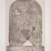 XIXe dyn[astie]: Apis IV, [mort l'an 30 de Ramsès II]