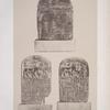 XXIIe dyn[astie]: Apis VI [enseveli l'an 11 de Scheschonk IV,  le 28 de Paophi]