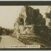 Knaresboro' Castle.