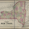 Plan of the State of New York.