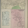 Maspeth. Town of Newtown, Queens Co. - East Williamsburgh. Town of Newtown, Queens Co. L.I. - Woodside. Tn. of Newtown, Queens Co.
