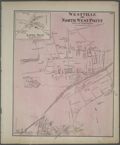 Westville or North West Point, Town of Hempstead. - Little Neck, Town of Flushing, Queens Co.