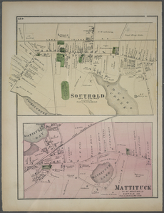 Southold, Town of Southold, Suffolk Co. - Mattituck, Tn. of Southold, Suffolk Co.