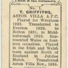 T. Griffiths, Aston Villa A.F.C.