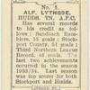 Alf. Lythgoe, Hudd[ersfield] T[ow]n A.F.C.