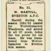 W. Hartill, Everton A.F.C.