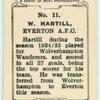 W. Hartill, Everton A.F.C.