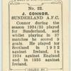 J. Connor, Sunderland A.F.C.