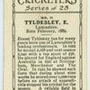 Tyldesley, E.
