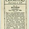 Watson.