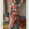 A lady, 14th century.