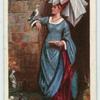 A lady, 15th century.