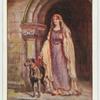 A lady, twelfth century.