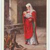 A lady, thirteenth century.