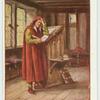 A scholar, fourteenth century.