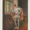 A courtier, sixteenth century.