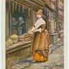 A merchant's wife, seventeenth century.