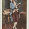 A gentleman, about 1780.