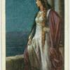 A lady, 12th century.