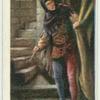 A man, 14th century.