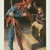 A jester, 15th century.