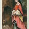 A lady, 16th century.