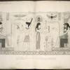 [Offering to Hathor; Offering to Horus.]