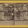 N.Y. City and vicinity. [Posters advertising theaters, businesses on unidentified wall.]