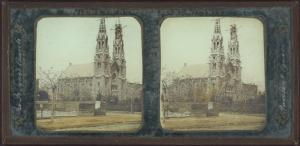 Rev. Dr. Teny's church, Stuvesant [sic] Square.