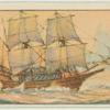 """Queen Elizabeth. 1558-1603. [The warship """"Revenge.""""]"""