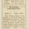 """James I. 1603-1625. [The warship """"Prince Royal.""""]"""