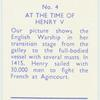 At the time of Henry V.