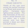 Steam corvette.